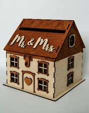 House card box Wedding card holder Wedding money box Gift card box Envelope box