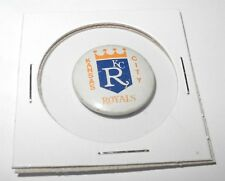 1970's PM10 Baseball Stadium Pin Coin Button Pinback Kansas City Royals
