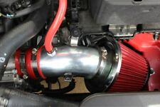 BCP RED For 11-15 Accent Elantra Rio 1.6L 1.8L Ram Air Intake Kit +Filter