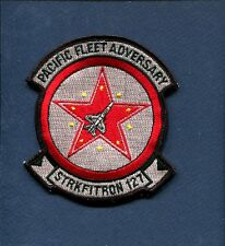 VFA-127 CYLONS PACIFIC FLEET ADVERSARY US Navy Fighter Squadron Jacket Patch