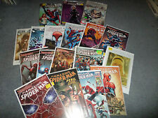 THE AMAZING-SPIDERMAN CURRENT SET 1-18 W SEVERAL VARIANTS MIDTOWN ETC
