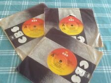 DRAGON RECORDS 45s X 3  Sunshine  This Time  Counting Sheep. 70s Marc Hunter