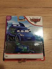 VOITURE DISNEY PIXAR CARS DJ blue desert Cars 1