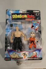 2003 Jakks Pacific Dragonball Series 1 GENERAL BLUE & KRILLIN Figure Pack MOC
