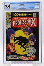 X-Men #42 CGC 9.4, Tough in High Grade