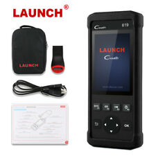 LAUNCH Automotive ABS SRS Airbag Code Reader OBDII EOBD Car Diagnostic Scan Tool
