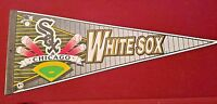 Chicago White Sox American League Baseball Wincraft Pennant EUC