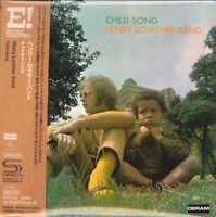 HENRY LOWTHER BAND-CHILD SONG-JAPAN MINI LP SHM-CD Ltd/Ed G00