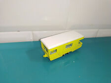 0103204 voiture miniature Matchbox lesney n°23 trailer caravan