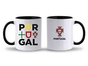 "*TASSE/CANECA ""PORTUGAL"" BRANCA  *F.P.F*"