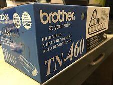 NewUnopened Brother TN-460 Black Toner Cartridge, High Yield