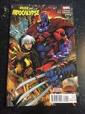 "Age Of Apocalypse#1 Incredible Condition 9.4(2015)""Secret Wars"" Sandoval Art!"