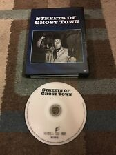 Streets of Ghost Town (1950) Archive DVD - Smiley Burnette, Free Shipping!!!