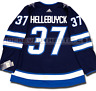 CONNOR HELLEBUYCK WINNIPEG JETS ADIDAS ADIZERO HOME JERSEY AUTHENTIC PRO