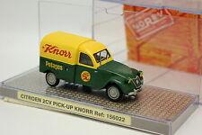 Norev 1/43 - Citroen 2cv AZU Knorr