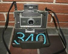 Vintage Polaroid Automatic 340 Land Camera w/ Original Manual