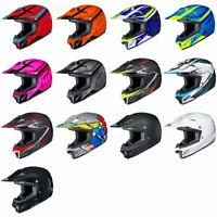 NEW - HJC CL-XY 2 Youth Offroad Motocross Helmet DOT - Pick Size & Color