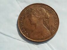 Great Britain 1/2 1861 Coin
