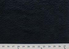 Persian Luxury Faux Fur Black Fur Fabric By the Yard A614.06