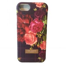 Boxed Ted Baker IPhone 8 7 6 6S NEW Case Cover Juxtapose Roses Red Valentines