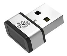 Smart USB Fingerprint Scanner Reader Sensor Touch Biometric Unlock Security Key
