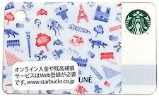 Starbucks Japan GQ KITSUNE Card with Sleeve