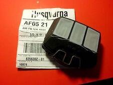 NEW HUSQVARNA  AIR FILTER FITS 372XP 365 362 CHAINSAWS 575269101 OEM