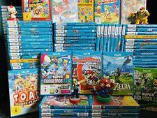 NINTENDO Wii U || DIE BESTEN SPIELE IN OVP || GARANTIE VOM HÄNDLER ||