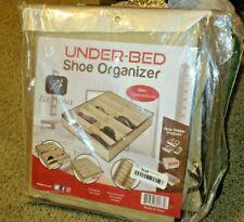 Ziz Home Under-Bed Shoe Organizer Dim: 72x60x15cm
