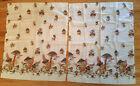 Vintage+Merry+Mushroom+3+Piece+Curtain+Valance+Set