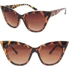 Cat Eye Sunglasses Tortoise Shell Retro Classic Vintage Design Sexy Women's Lady