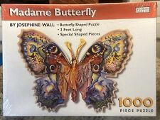 Spilsbury Puzzle - Madame Butterfly by Josephine Wall - 1000pcs  Sealed 1999