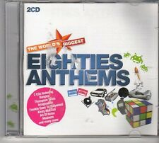 (FD279C) Eighties Anthems, 34 tracks various artists - 2CDS - 2009