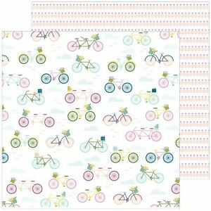 """25 Pack-Noteworthy Double-Sided Cardstock 12""""X12""""-Just Be You -PFNO200-120D"""