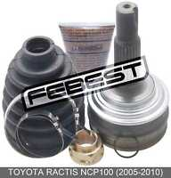 Outer Cv Joint 23X55X26 For Toyota Ractis Ncp100 (2005-2010)