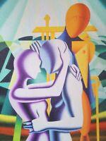MARK KOSTABI - Serigrafia - Memories of the future  ANNO 2020