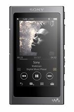 Sony NW-A35B Walkman with High Resolution Audio