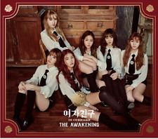 "K-POP GFRIEND 4th MIni Album ""THE AWAKENING"" Knight Ver [ 1 Photobook + CD ]"