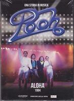Dvd + Libretto «POOH ~ ALOHA» slipcase nuovo 1984