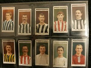 Football Club Colours (1906) Ogden's Cigarettes - Buy 2 & Save