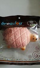 Breadou Jumbo Kawaii Tortoise Squishy (Light Pink)