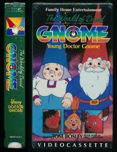 Family Home Ent FHE BETAMAX World of David Gnome FACTORY SEALED Animation Fantas