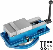 4 Accu Lock Precision Milling Vise With Swivel Base