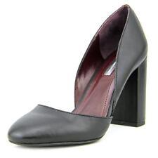 High (3 in. to 4.5 in.) Medium (B, M) Width Cuban Heels for Women