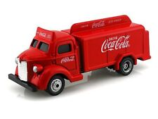 Motorcity Classic 1947 Coca Cola Delivery Bottle Truck Red 1/87 Diecast Car