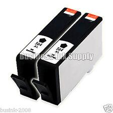 2 BK 564XL 564 XL New Ink Cartridge Set for HP PhotoSmart D5445 D5460 7510 7560