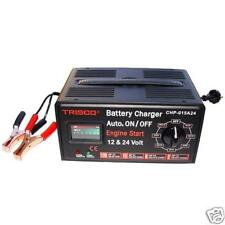 Batterieladegerät Batterie laden 12V - 24V 12 - 24 Volt