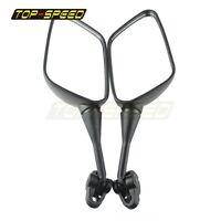 Black Pair Rear View Mirrors For Honda CBR900 CBR919 CBR929 98-03 HYOSUNG GT125R