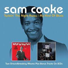 Sam Cooke ~ 2 Original Albums + Bonus Tracks, Greatest Hits And More NEW 2CD