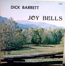 Dick Barrett Joy Bells Gospel Music LP Album Bremen GA
